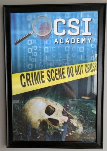 Escape Cape - CSI Academy